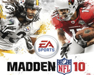 Madden's PS3 Box Cover