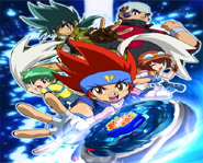 Beyblades: Metal Fusion