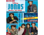 Jonas Brothers: Rockin' The House Volume 1