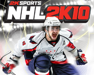 NHL 2k10 Box Cover
