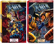 X-Men Volumes 3 & 4