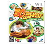 Wii Family Party: 30 Great Games :: Outdoor Fun