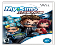 MySims Agents For Wii