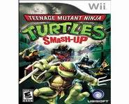 TMNT: Smash-Up for Wii