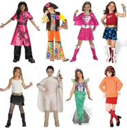 Top 10 Halloween Costumes 2009: Girls