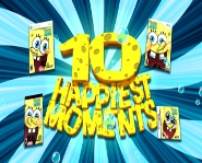 SpongeBobs Squarepants 10th Anniversary