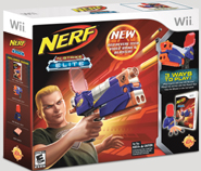 "NERF ""N-Strike"" Elite for Nintendo Wii"
