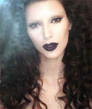 Perfect Vampire Makeup