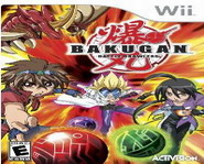Bakugan Battle Brawlers Wii Review