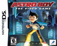 Astro Boy The Video Game DS Review