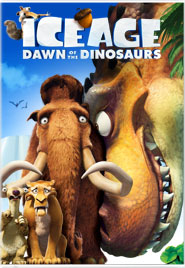 Ice Age: Dawn of the Dinosaurs On Blu-ray and DVD 10/27!
