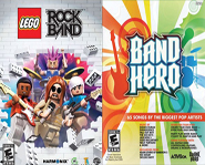 Duelling Family-Friendly Rock Games