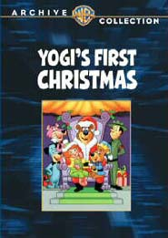 Yogi's First Christmas DVD