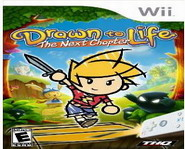 Drawn To Life: The Next Chapter Wii Game Review