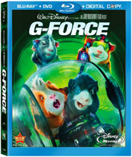 G-Force Comes to Blu-ray and DVD December 15th!