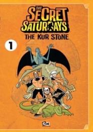 The Secret Saturdays: The Kur Stone