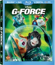 G-Force Blu-Ray Combo Pack