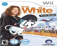 Shaun White World Stage:: Wii Game Review