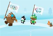 Olympic Mascots!