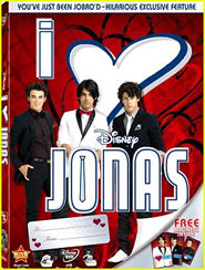 I  JONAS DVD