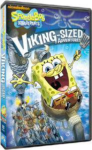 SpongeBob SquarePants Viking-Sized Adventures