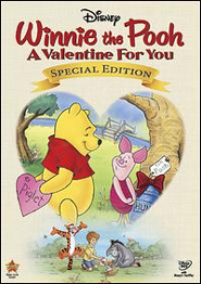 Winnie The Pooh: A Valentine For You Special Edition DVD