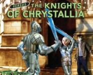 Alcatraz versus the Knights of Crystallia