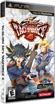 Yu-Gi-Oh! 5D's Tagforce 4 Game Review