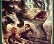 Lyonesse: The Well Between the Worlds by Sam Llewellyn