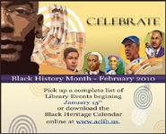 Black History Month 2010