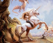Into the Land of Unicorns by Bruce Coville