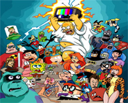 Celebrities Versus Cartoons