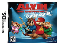 Alvin And The Chipmunks: The Squeakuel Video Game