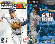 MLB 2K10 vs. MLB 10: The Show