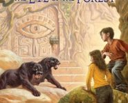 Children of the Lamp #5: Eye of the Forest by PB Kerr