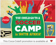"Canadian Tire Jumpstart's ""Jump to South Africa"
