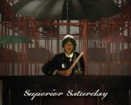 The Keys to the Kingdrom: Superior Saturday by Garth Nix
