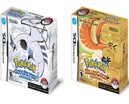 Pokemon HeartGold and SoulSilver