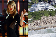 Taylor's Rhode Island Mansion