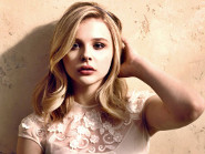 Even Time can see that Chloe Moretz is a rising star