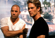 Vin Diesel and Paul Walker in The Fast & the Furious