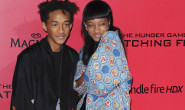 Willow with her brother Jaden