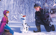 The new Frozen short debuts in 2015