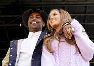 Big Sean and Ariana Grande both have drive and focus