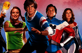 What's Your Sky High Super Power Quiz?