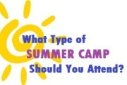 Quiz! What Type of Summer Camp Should You Attend?