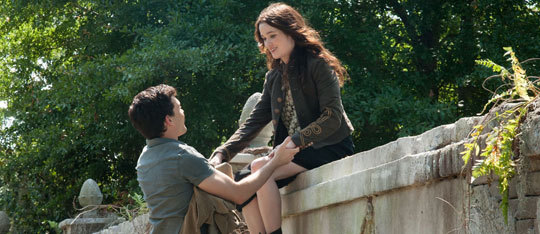 Beautiful Creatures Blu-ray Combo Pack Giveaway!