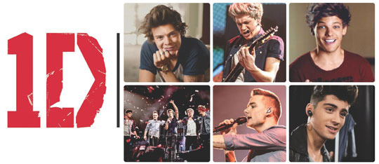 One Direction: This Is Us DVD Giveaway!