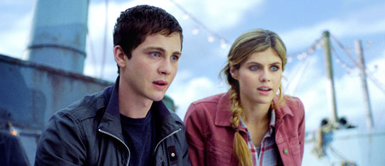 Percy Jackson: Sea of Monsters Blu-ray Giveaway!