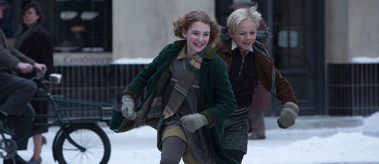 The Book Thief Blu-ray Giveaway!